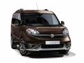 Fiat Doblo Trekking вид спереди