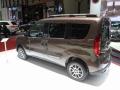 Fiat Doblo Trekking выставка в Женеве